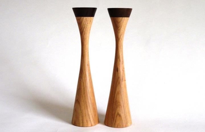 bog-oak-candlesticks