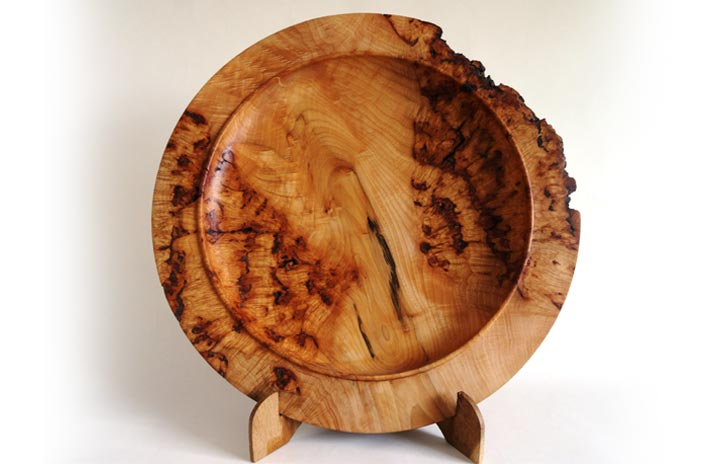 burr-maple-platter